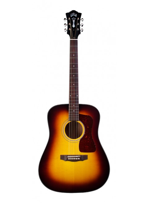 Guild D 40 Traditional Sunburst Made in USA