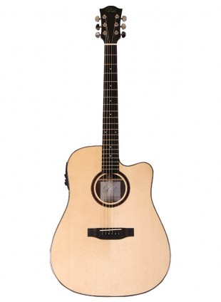 Duke D PF CUT  Dreadnought mit Tonabnehmer