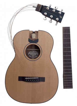 Little Jane LJ-10 CM Furch Reisegitarre
