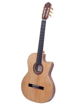 Granada GR/1 E Thinline - Elektroakustische Konzertgitarre