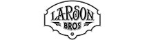 Musicant führt Gitarren von Larson Bros.