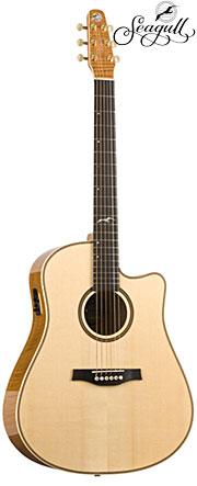 Seagull Western-Gitarren aus Kanada beim Musicant
